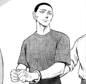 Uragami manga