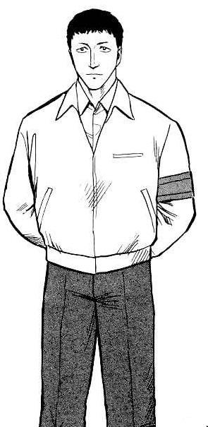 Kusano manga