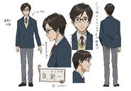 Parasyte Shinichi