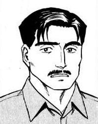Kazuyuki Izumi manga