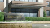 East Fukuyama City Hall Front