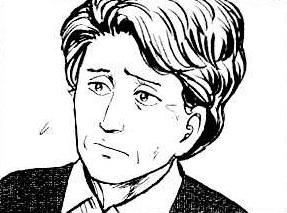 Ryōko's mother manga