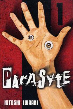 Parasyte-Cover Ch1