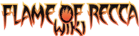 Flame of Recca Wiki Wordmark