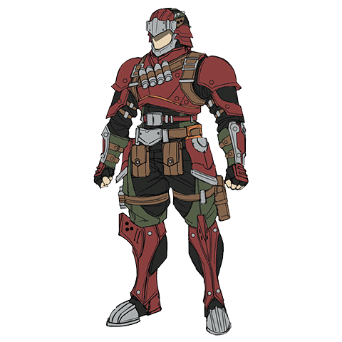 Concept art of troops (<a href=