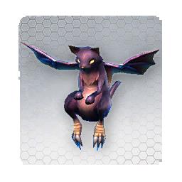 Flying Feline (Sen Monster)