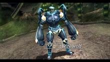 Monster - Magic Knight - Direwolf (sen2)