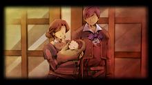 Harold, Sophie & Colin Hayworth (Zero)