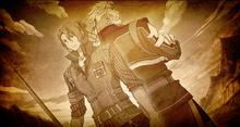 Gaius & Barkhorn - Flashback 1 (Sen III)