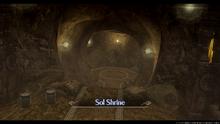 Sol Shrine - Introduction (CS III)