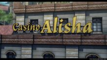 Casino Alisha (Sen IV)