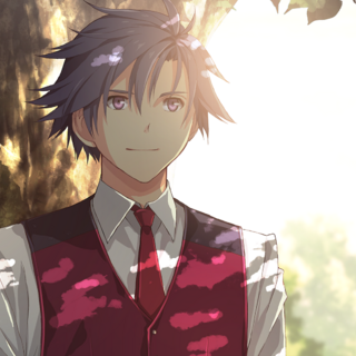 Rean at the Imperial Wedding