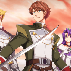 Swordsmen and the Descendants (EVO)