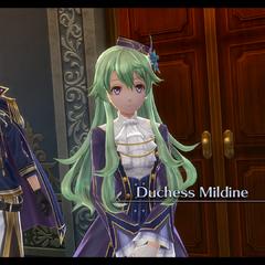 Introduction as Mildine