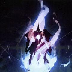 Concept art of Loa Erebonius for CS2's ending