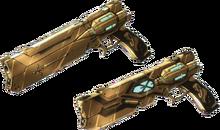Twin Guns (Sen III)