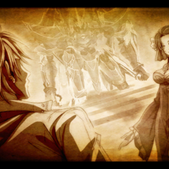 Memories - Crow is led through the azure trial by Vita Clotilde