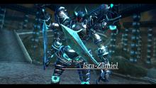 Monster - Magic Knight - Isra-Zamiel