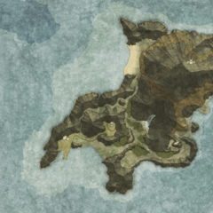 Map of Bryonia Island