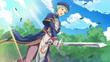 Julia Brandishing her Sword - Visual (FC Evo)