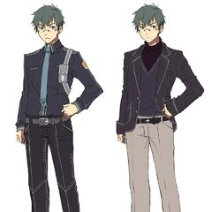 Vestless & Casual Clothes