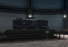 Train - Imperial Museum (Sen III)