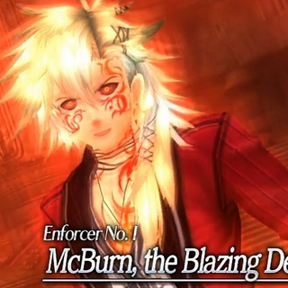 McBurn's