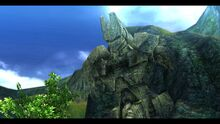 Nord highlands - guardian statue 2 (sen1)