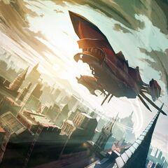 The Crimson Wings of Heimdallr