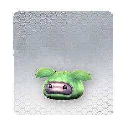 Grass Pom (Sen Monster)