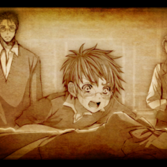 Memories - Young Machias at Elsa's deathbed