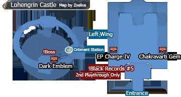 Lohengrin Castle Map (Sen II)