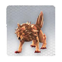 Fanged Wolf (Sen Monster)
