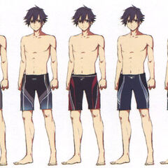 Swim Clothes variations