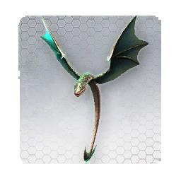 Winged Snake (Sen Monster)