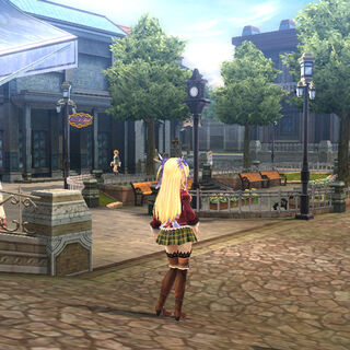 <i>Trails of Cold Steel</i>'s official announcement (December 2012)