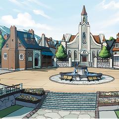 Location artwork