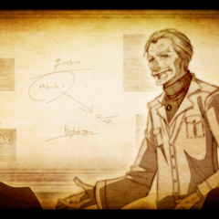 Memories - Crow's grandfather