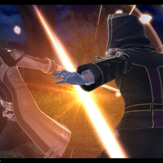 Promotional Screenshot of Crow and C.