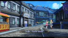 Ordis (North Street) - Introduction (CS III)
