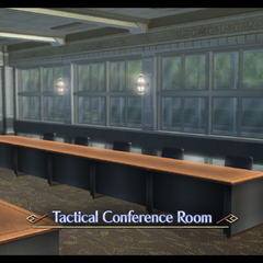 Tactical Conference Room