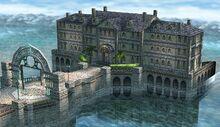 Hartmann's mansion (Zero)