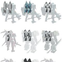 Booster designs