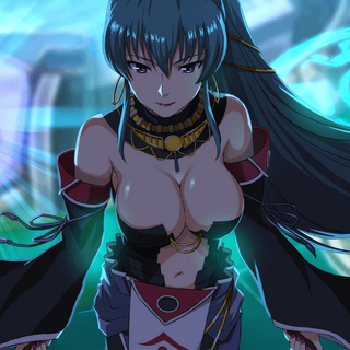 Visual - Battle with Luciola (EVO)