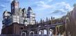 Juno Fortress - Concept Art (Sen III)