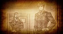 Young Vandyck and Craig (Sen IV)