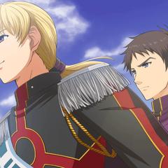 Imperial prince Olivert Reise Arnor (EVO)