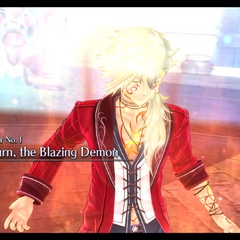Introduction as the Blazing Demon