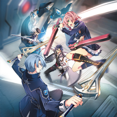 Promotional Artwork for Trails of Cold Steel III.