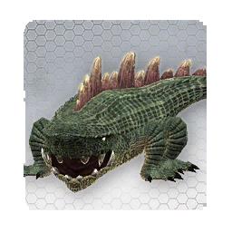 Crocodark (Sen Monster)